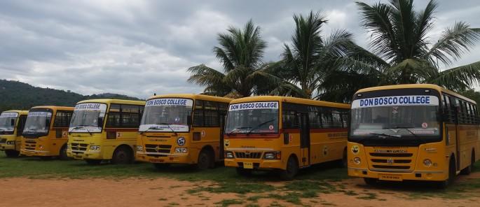 Mise en place d'un réseau de transport en commun