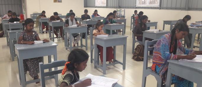 Salle de classe - Kadambathur