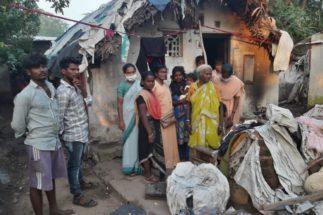 Distribution de nourriture au plus pauvres